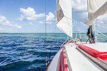 The Sailing Colibri- Bacalar, Bacalar, Mexico