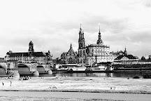 Augustusbrucke, Dresden, Germany