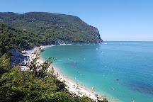 Spiaggia di San Michele, Sirolo, Italy