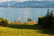 Lac Leman, Evian-les-Bains, France