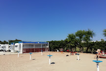 Lido Fiume Piccolo, Torre Canne, Italy
