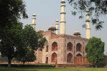 Tomb of Akbar the Great, Uttar Pradesh, India