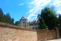 Chateau de Berg, Colmar-Berg, Luxembourg