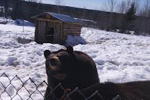 Zoo Falardeau, Saguenay, Canada