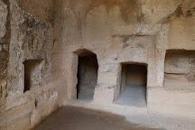 St. Solomon's Catacombs, Paphos, Cyprus