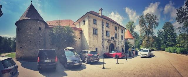 Otocec Castle Hotel Otocec