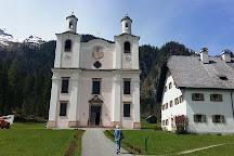 Maria Kirchental, Sankt Martin bei Lofer, Austria