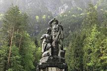 Log Pod Mangartom Military Cemetery, Log pod Mangartom, Slovenia