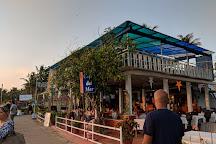 Varkala Cliff, Varkala Town, India