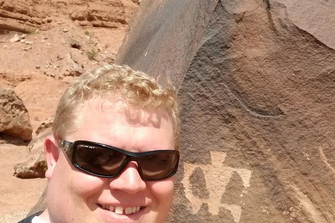 Little Black Mountain Petroglyph Site, St. George, United States