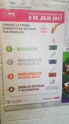 Metro Cuauhtémoc mexico-city MX