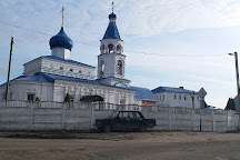 Khram Vozdvizheniya Kresta Gospodnya, Vasilevo, Russia
