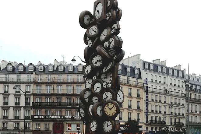 L'Heure de tous, Paris, France