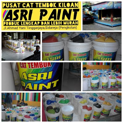 CAT TEMBOK KILOAN ASRI PAINT