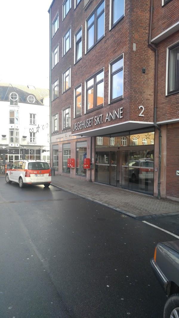 Odense, Øre-, næse- og halslæge | ReadyMap