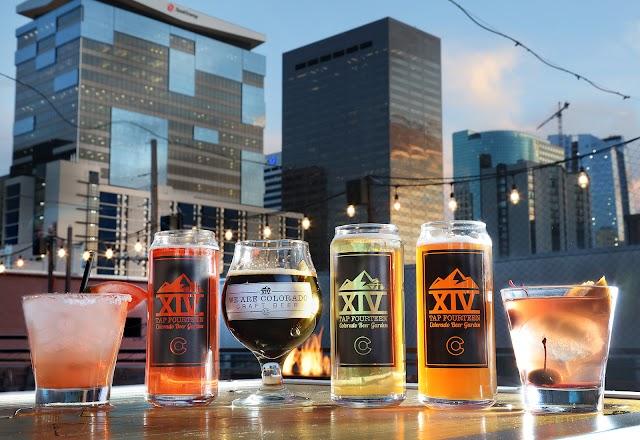 Tap Fourteen - Rooftop Beer Garden