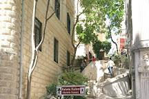 Kamondo Stairs, Istanbul, Turkey