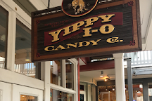 Yippy I-O Candy Co, Jackson, United States