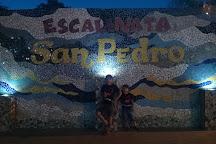 Escalinata San Pedro, Encarnacion, Paraguay