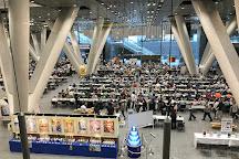 Tokyo International Forum, Marunouchi, Japan
