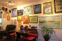 The WhiteHouse Gallery and Wine Bar, Kilcrohane, Ireland