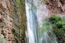 Perolniyoq Waterfall, Ollantaytambo, Peru