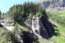 Cascade du Rouget, Sixt-Fer-a-Cheval, France
