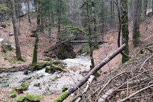 Gorges de la Poeta Raisse, Motiers, Switzerland