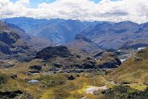 Mirador Tres Cruces, Dos Cuevas, Ecuador