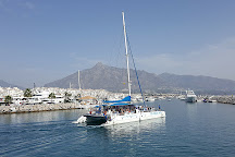 Fly Blue Gran Catamaran, Marbella, Spain