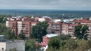 TPU Dormitory, улица Вершинина на фото Томска