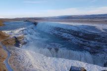 Gullfoss Falls, Blaskogabyggd, Iceland