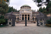 Friedhof Sihlfeld, Zurich, Switzerland