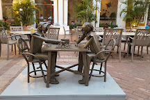 Plaza Santo Domingo, Cartagena, Colombia