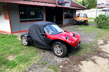 Moorea Fun Roadster, Papetoai, French Polynesia