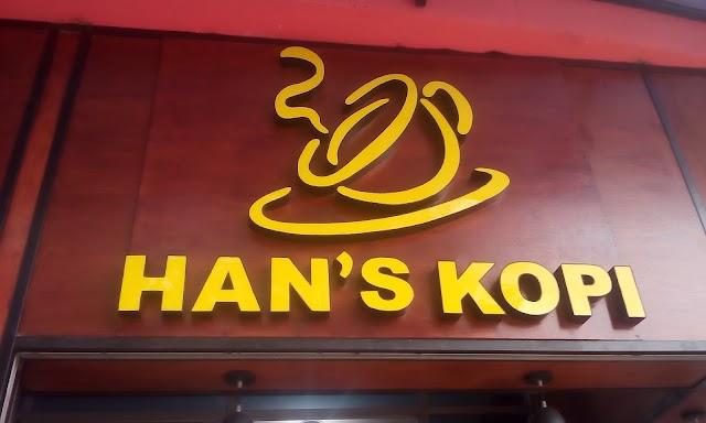 Han's Kopi Pasar Bulu