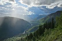 McDonald Creek, Glacier National Park, United States