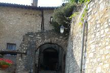 Vallo di Nera, Perugia, Italy