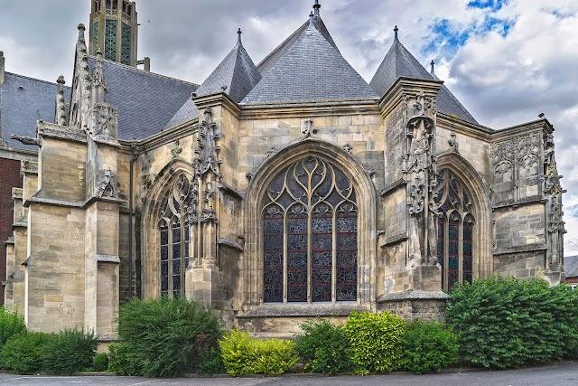 Église Saint-Pierre de Roye