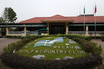 Macau Golf and Country Club, Macau, China