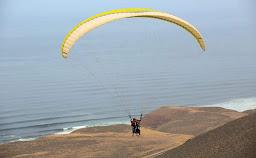 Legzira (the hill) Paragliding