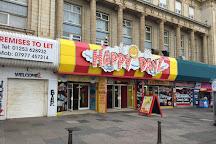 Happy Dayz Amusement Centre, Blackpool, United Kingdom