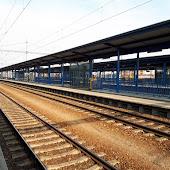 Станция  Břeclav nádraží