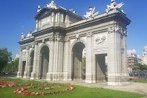 Puerta de Felipe IV, Madrid, Spain