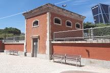 Parque Cuarto Deposito, Madrid, Spain