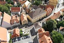 Kirchturm Daniel, Nordlingen, Germany