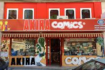 Akira Comics, Madrid, Spain