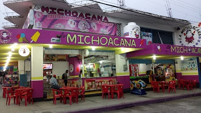 Paleteria La Michoacana Chiapas Mexico