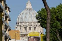 Cupola di San Pietro, Vatican City, Italy