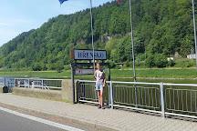 Edmundova soutEska, Hrensko, Czech Republic